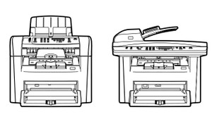 HP LaserJet 3050/3052/3055 All-in-One Service Repair Manual