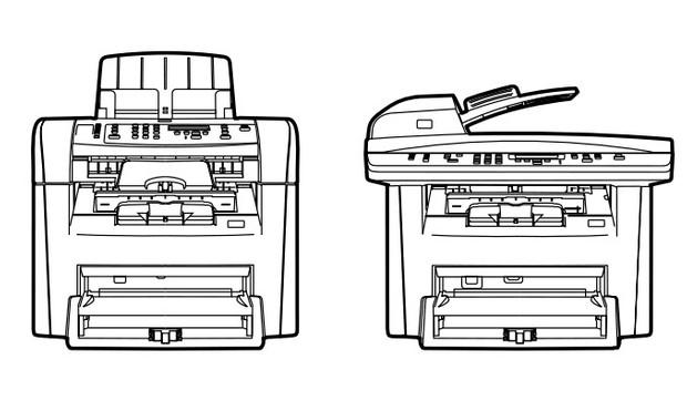 HP LaserJet 3050/3052/3055 All-in-One Service Repair Manual