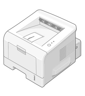 Samsung ML-2250 Series ML-2210, ML-2250/XAA, ML-2251N/XAA, ML-2252W/XAA Laser Printer Service Manual