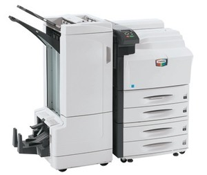 Kyocera FS-C8100DN Laser Printer Service Repair Manual + Parts List