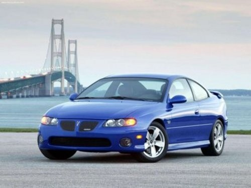 PONTIAC GTO SERVICE REPAIR MANUAL 2004-2006 DOWNLOAD