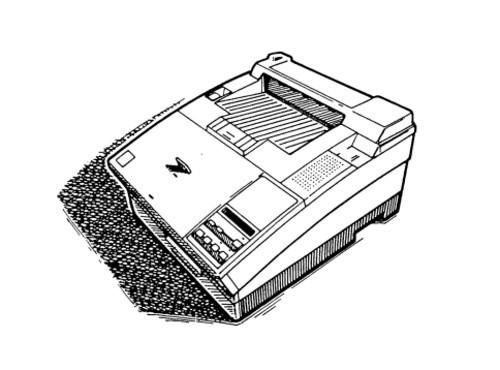 Epson EPL-5600 / ActionLaser 1600 Terminal Printer Service Repair Manual