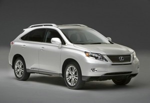 2010 LEXUS RX350 SERVICE REPAIR MANUAL
