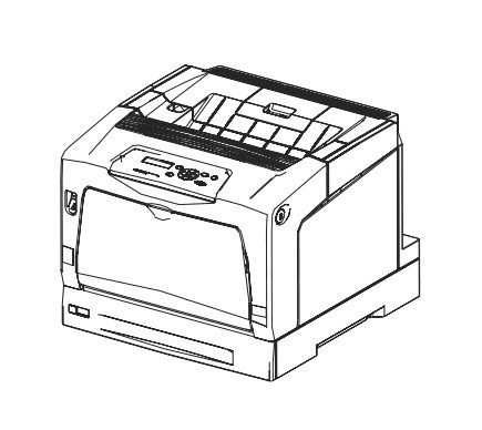 FUJI XEROX DocuPrint C3055, C3055DX Color Laser Printer Service Repair Manual