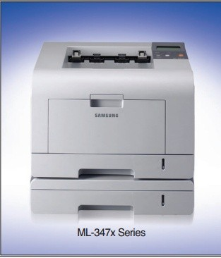 Samsung ML-347x Series ML-3471ND/XAX Laser Printer Service Repair Manual