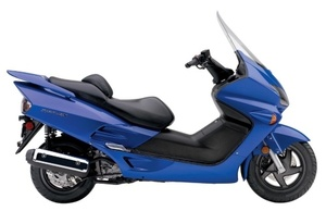 HONDA NSS250/A, NSS250S/AS REFLEX SCOOTER SERVICE REPAIR MANUAL 2001-2007 DOWNLOAD