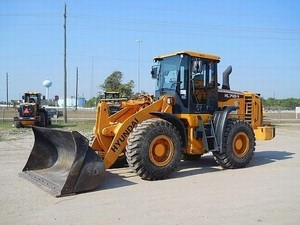 HYUNDAI HL740-9, HL740TM-9 WHEEL LOADER SERVICE REPAIR MANUAL