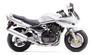 SUZUKI GSF1200 / GSF1200S MOTORCYCLE SERVICE REPAIR MANUAL 2001-2002 DOWNLOAD