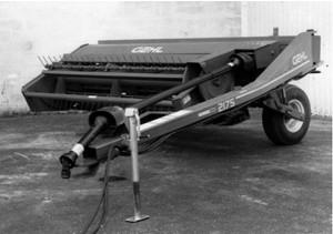 GEHL 2175 Mower Conditioner Parts Manual