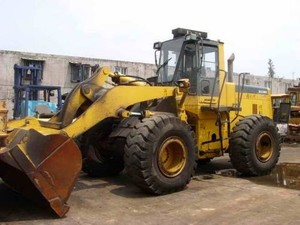 KOMATSU WA380-3MC WHEEL LOADER SERVICE REPAIR MANUAL + OPERATION & MAINTENANCE MANUAL