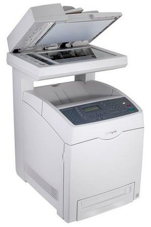 Lexmark X560n Multi-Function Printer Service Repair Manual