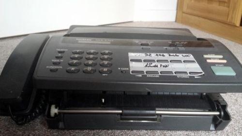 Brother FAX100 / FAX570 / FAX615 / FAX625 / FAX635 Facsimile Equipment Service Repair Manual