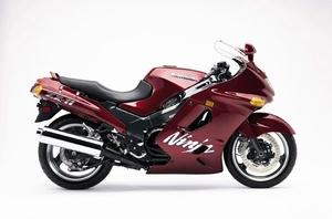 KAWASAKI Ninja ZX-11, ZZ-R1100 MOTORCYCLE SERVICE REPAIR MANUAL 1993-2001 DOWNLOAD