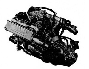 Chrysler Marine Engine Model M440 Service Repair Manual