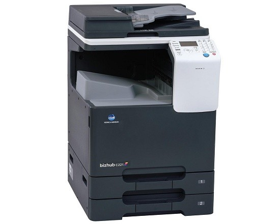 Konica Minolta bizhub C281, C221, C221s Color Copier / Printer / Scanner Service Repair Manual