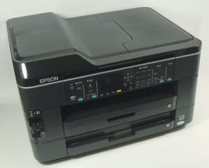 Epson WF-7018/WF-7015/WF-7012/WF-7011/WF-7010 Color Inkjet Printer Service Repair Manual