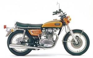YAMAHA XS650E MOTORCYCLE SERVICE REPAIR MANUAL