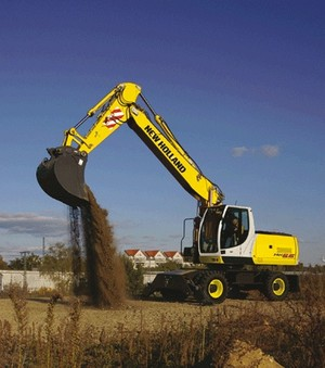 NEW HOLLAND MH6.6, MH8.6 HYDRAULIC EXCAVATOR SERVICE REPAIR MANUAL