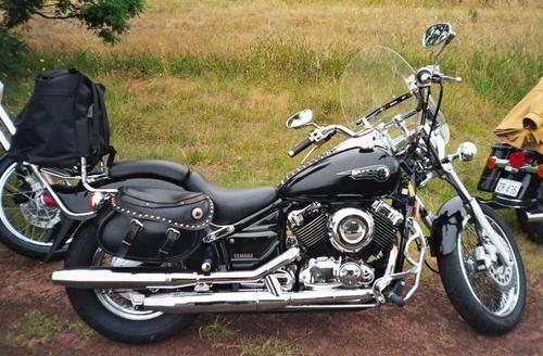 Yamaha XVS650 Drag Star Motorcycle Service Repair Manual 1997-2004 Download