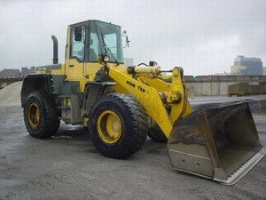 KOMATSU WA320-3MC WHEEL LOADER SERVICE REPAIR MANUAL + OPERATION & MAINTENANCE MANUAL