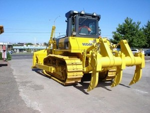 KOMATSU D85EX-15, D85PX-15 BULLDOZER SERVICE REPAIR MANUAL + OPERATION & MAINTENANCE MANUAL