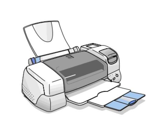 Epson Stylus PHOTO 875DC Color Inkjet Printer Service Repair Manual