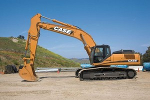 CASE CX470B CRAWLER EXCAVATOR SERVICE REPAIR MANUAL