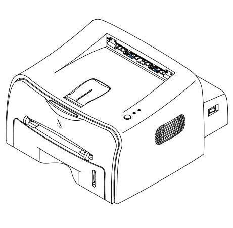 Xerox Phaser 3120, Phaser 3130 Laser Printer Service Repair Manual