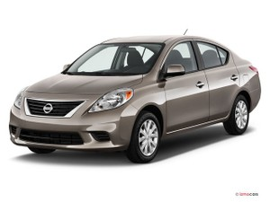 2012 NISSAN VERSA SEDAN SERVICE REPAIR MANUAL