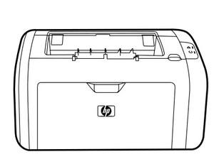 HP LaserJet 1018 series printer Service Repair Manual