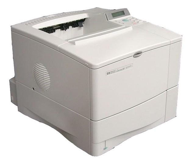 HP LaserJet 4100 Series Printer Service Repair Manual