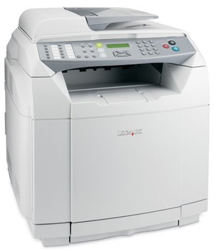 Lexmark X500n, X502n Multi-Function Printer Service Repair Manual