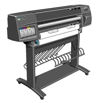 hp designjet 1050c 1055cm large format printers servi rh sellfy com HP 1055 Printer Scanner HP Printer Parts List