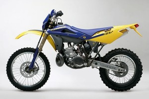 2005 HUSQVARNA WR250 MOTORCYCLE SERVICE REPAIR MANUAL