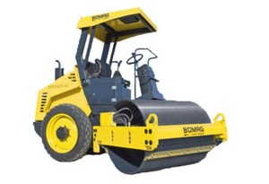 BOMAG Single drum roller BW124DH-3 / BW124PDH-3 OPERATION & MAINTENANCE MANUAL