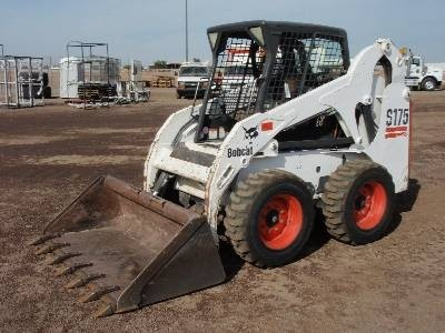BOBCAT S175,S185 TURBO SKID STEER LOADER SERVICE MANUAL(S/N:525011001 & Above,S/N:525111001 & Above)