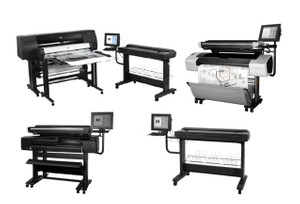 HP Designjet T1100 MFP, 4500mfp, 4500 Scanner, 820 MFP Series Scanner Service Repair Manual
