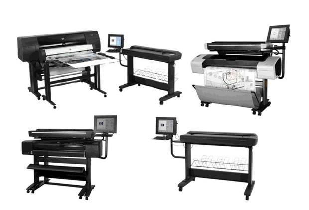 HP Designjet T1100 MFP, 4500mfp, 4500 Scanner, 820 MFP Series Scanner Service Repair Manual
