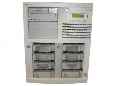 HP NetServer LH 6000, LH 6000r Service Repair Manual