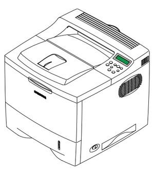 Samsung ML-2150, ML-2151N, ML-2152W Laser Printer Service Repair Manual