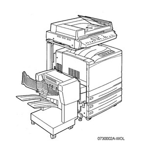 Xerox Phaser 790 / DocuColor 2006 Copier/Printer Service Repair Manual