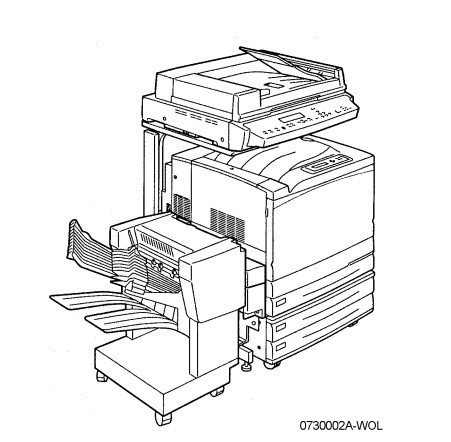 Xerox Phaser 790 / DocuColor 2006 Copier/Printer Service Repair Manual