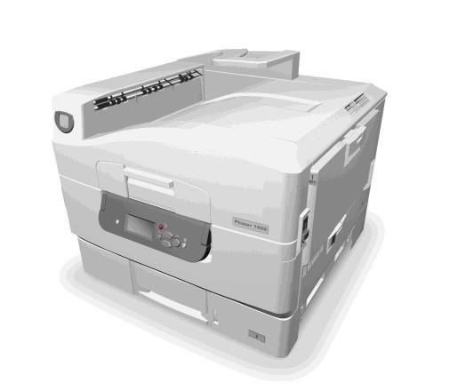 Xerox Phaser 7400 Color Printer Service Repair Manual
