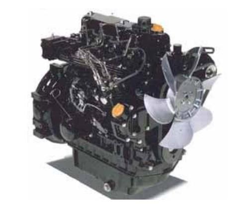 Yanmar 3TNV82A-BPMS Engine Parts Manual