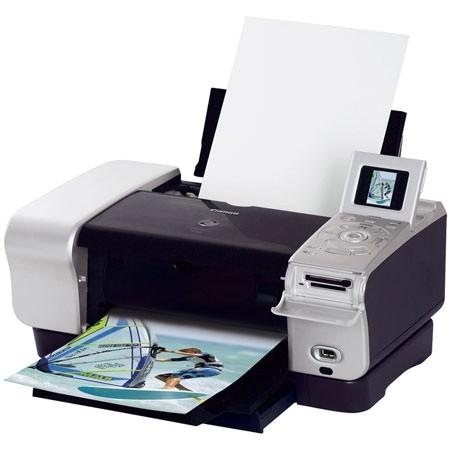 Canon PIXMA iP6000D Photo Printer Service Repair Manual
