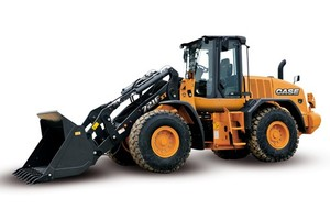 CASE 721D WHEEL LOADER SERVICE REPAIR MANUAL