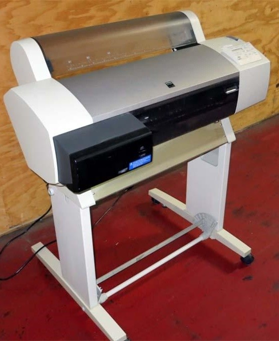 EPSON Stylus PRO 7000 Color Large Format Inkjet Printer Service Repair Manual