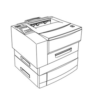 Epson EPL-N1600 A4 Network Laser Printer Service Repair Manual