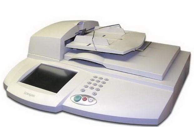 Lexmark X4500 Scanner Service Repair Manual
