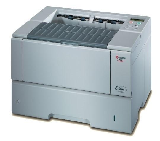 Kyocera FS-6020 Ecosys Printer Service Repair Manual + Parts List